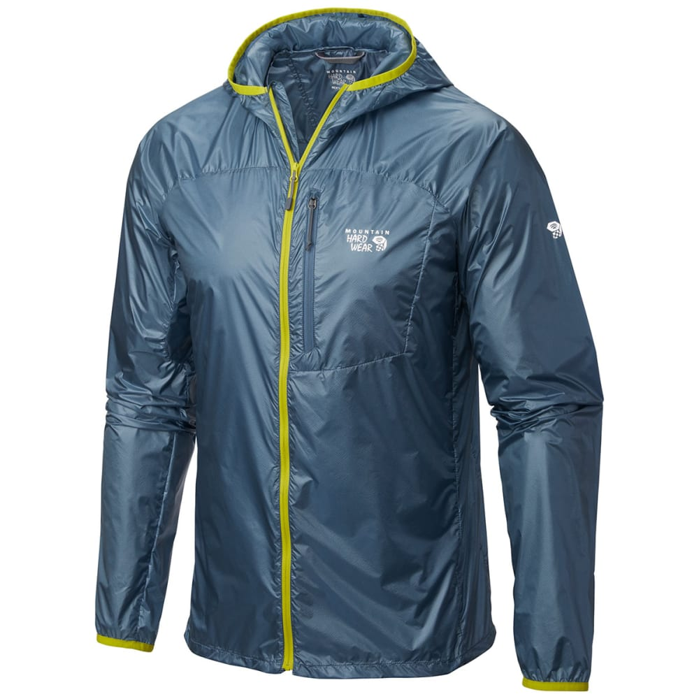 MOUNTAIN HARDWEAR Men's Ghost Lite Jacket - GRAY