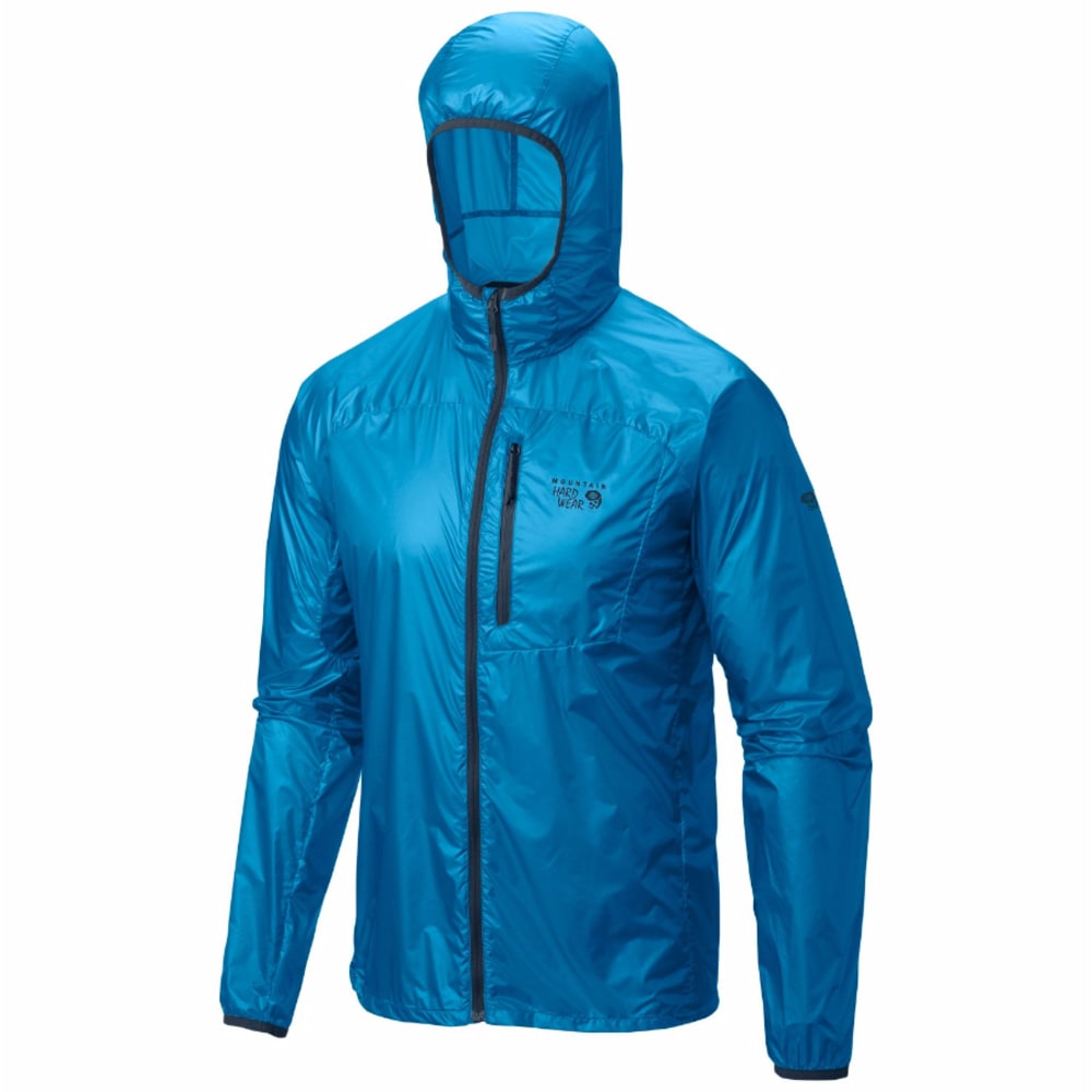MOUNTAIN HARDWEAR Men's Ghost Lite Jacket - 402-DARK COMPASS