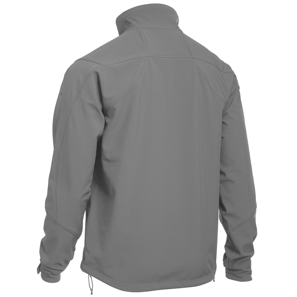 EMS® Men's Acadia Softshell Jacket  - NEUTRAL GREY