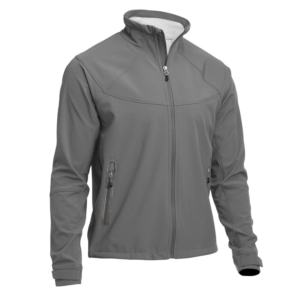 EMS® Men's Acadia Softshell Jacket - NEUTRAL GREY