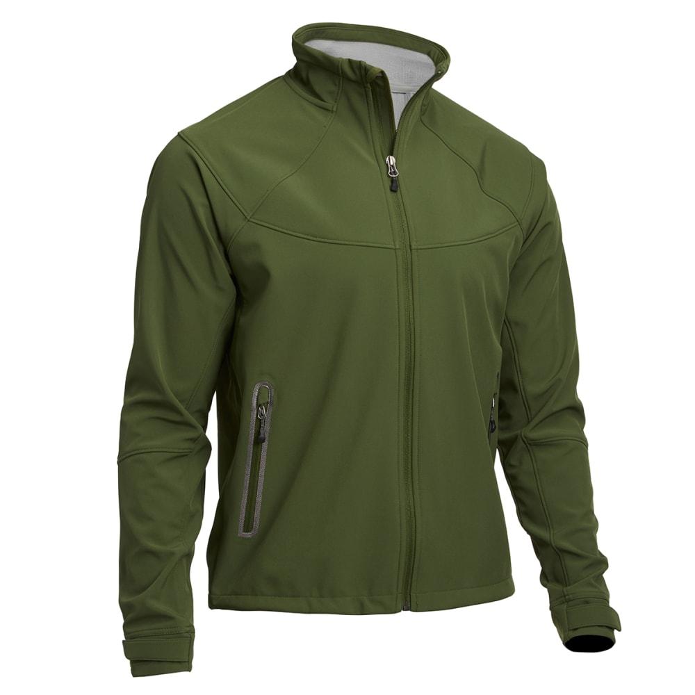 EMS® Men's Acadia Softshell Jacket - CHIVE
