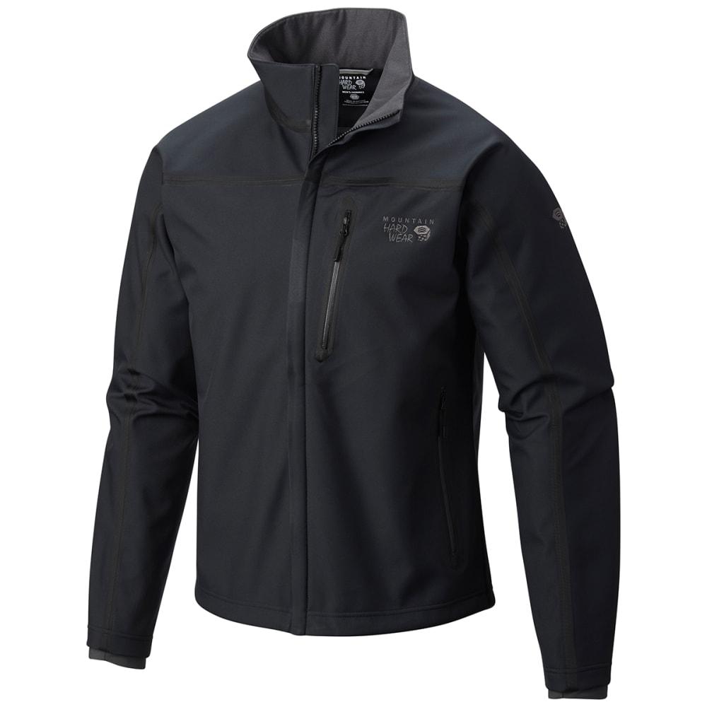 MOUNTAIN HARDWEAR Men's Synchro Jacket - 090-BLACK