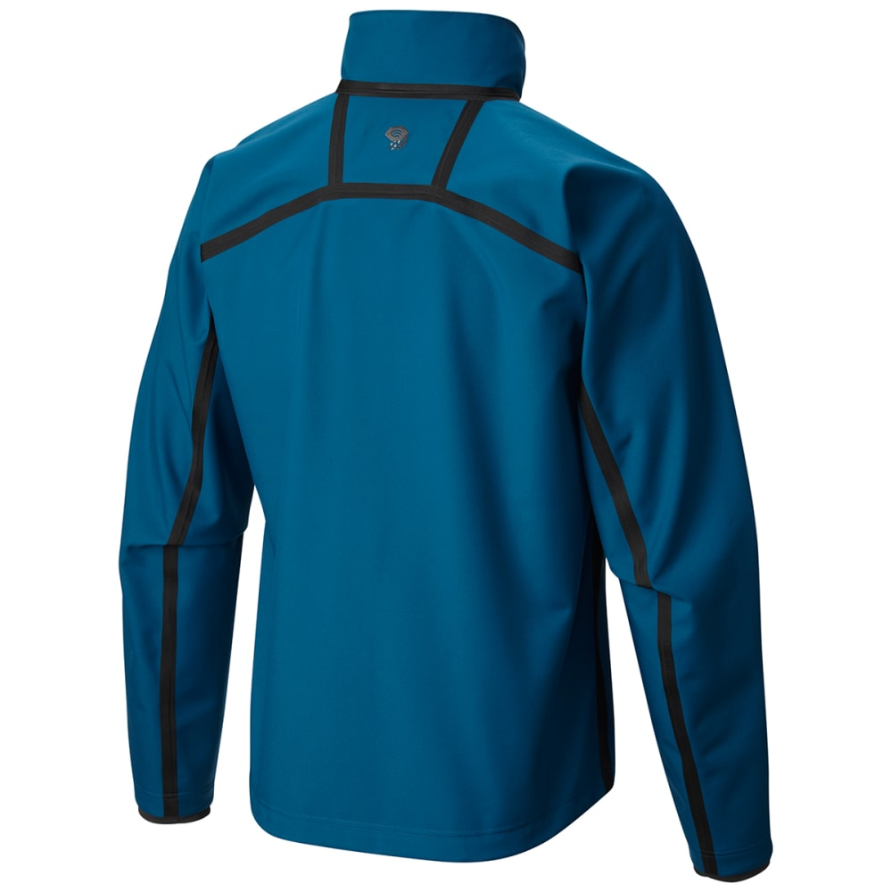 MOUNTAIN HARDWEAR Men's Synchro Jacket - PHEONIX BLUE