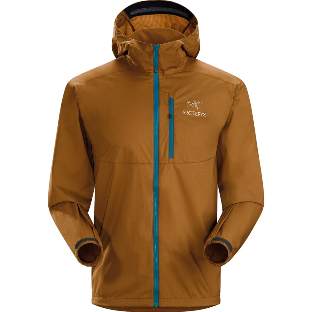 ARC'TERYX Men's Squamish Hoodie - BOURBON