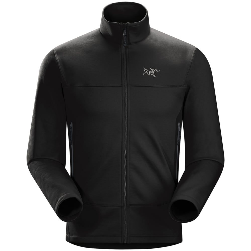 ARC'TERYX Men's Arenite Jacket - BLACK