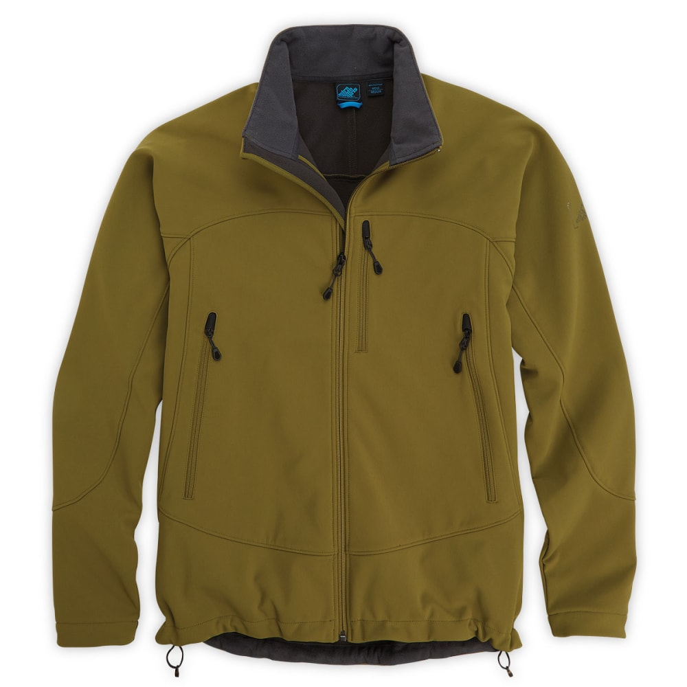 photo: EMS Vertical Jacket synthetic insulated jacket