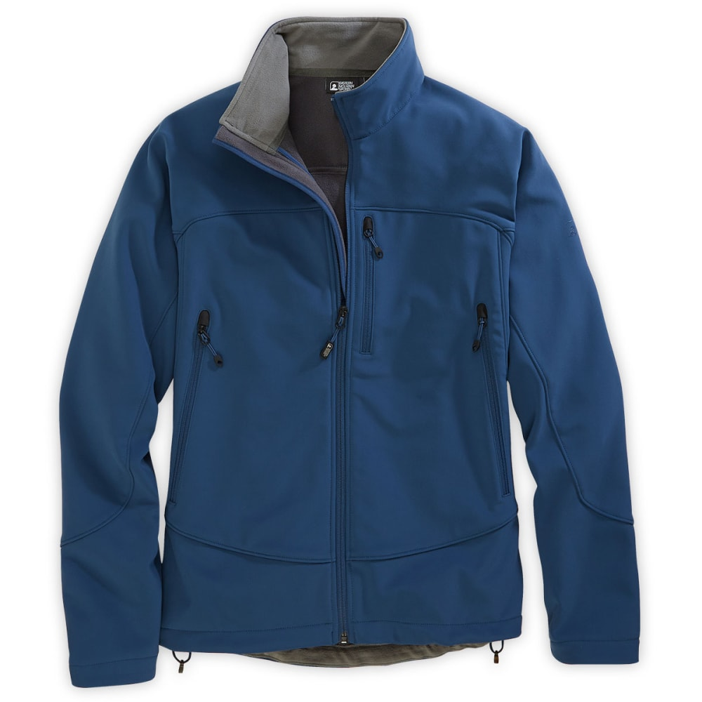 EMS® Men's Vertical Jacket  - DARK DENIM