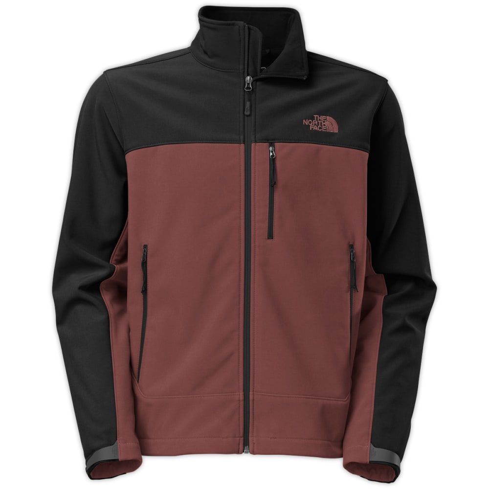 THE NORTH FACE Men's Apex Bionic Jacket - CHERRY STAIN BROWN