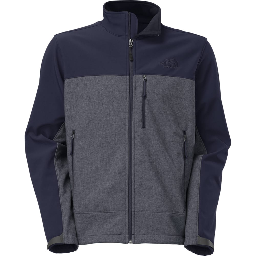 THE NORTH FACE Men's Apex Bionic Jacket - COSMIC BLUE HEATHER