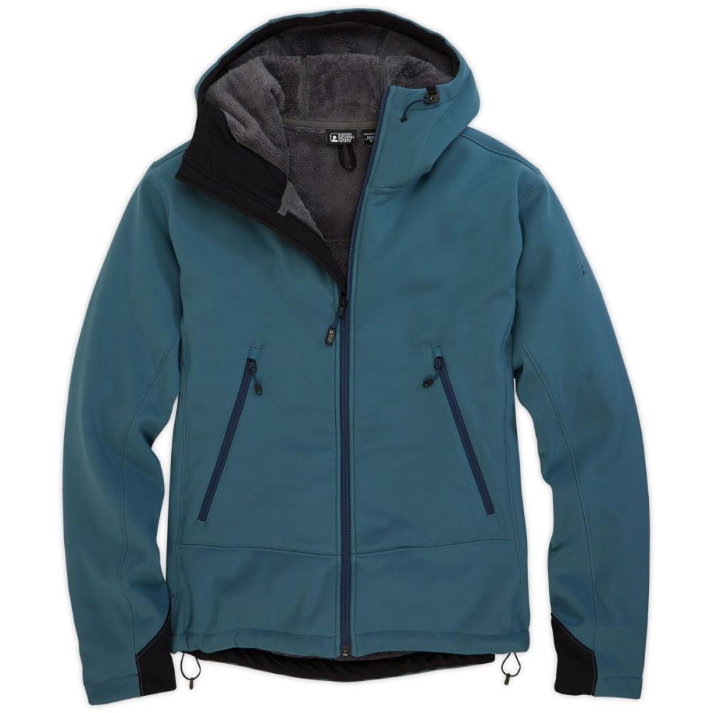 EMS® Men's Fader Soft Shell Jacket - BLUE SMOKE