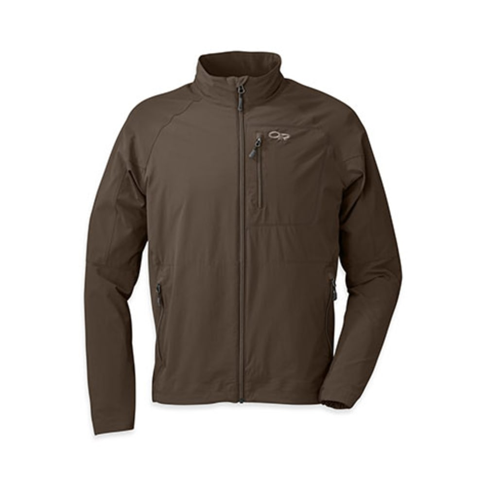 OUTDOOR RESEARCH Men's Ferrosi Jacket - MUSHROOM
