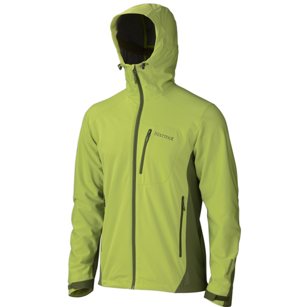 MARMOT Men's ROM Jacket - GREEN LICHEN/GREENLA