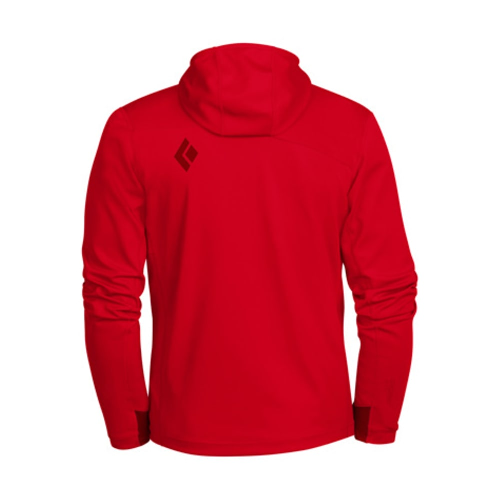 BLACK DIAMOND Men's Flow State Hoodie - TORCH