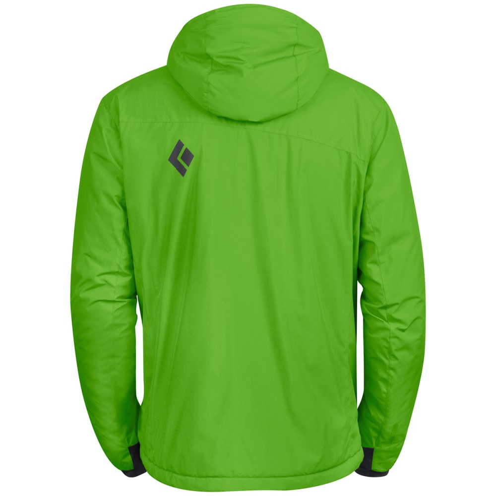 BLACK DIAMOND Men's Heat Treat Hoodie - GREEN