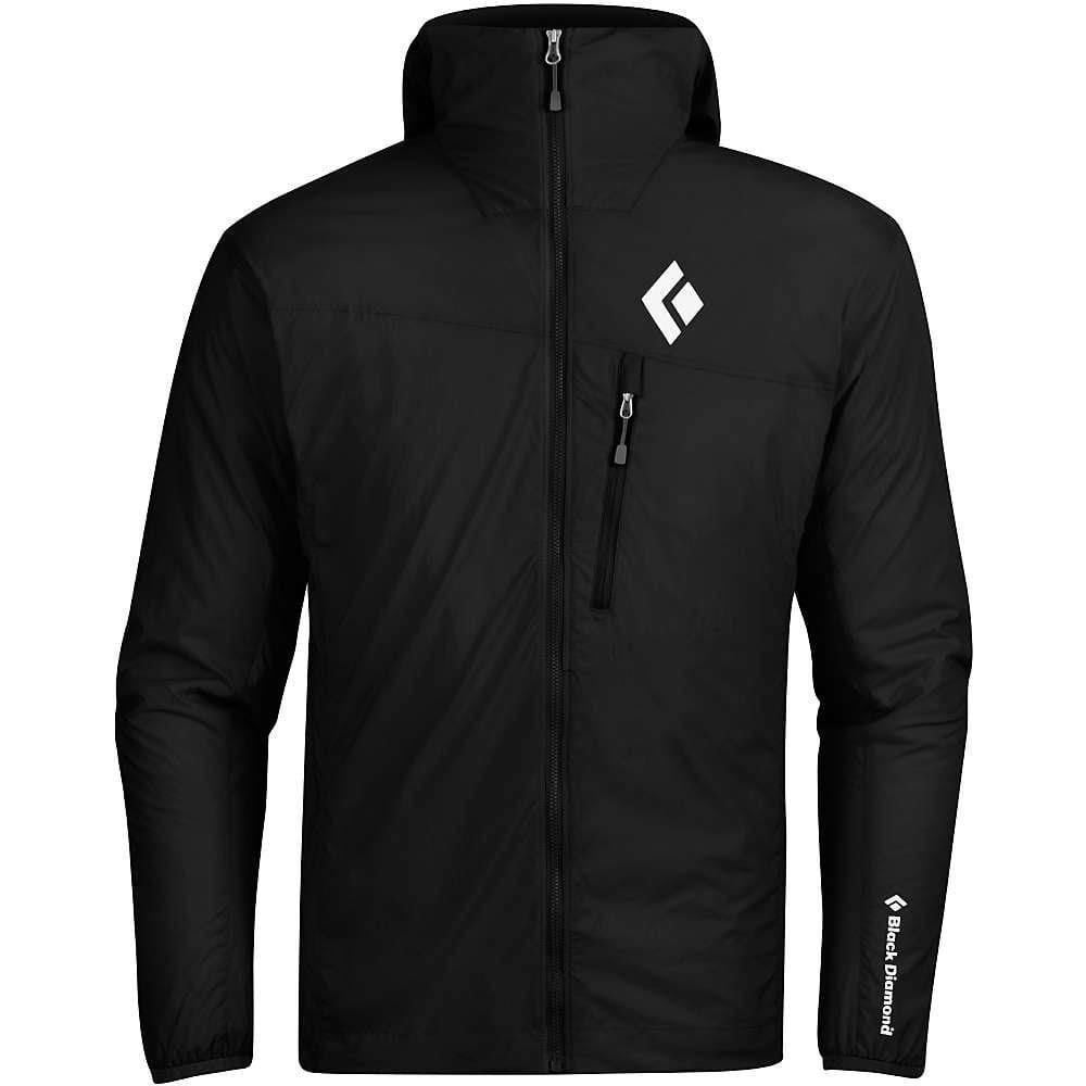 BLACK DIAMOND Men's Alpine Start Hoodie - BLACK