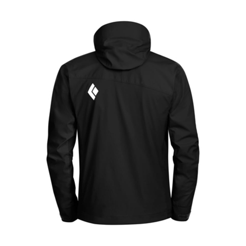 BLACK DIAMOND Men's Patrol Hybrid Shell - BLACK