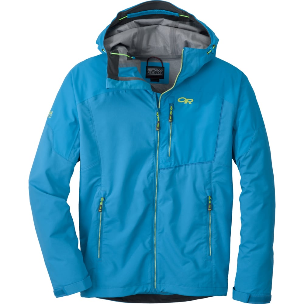 OUTDOOR RESEARCH Men's Trailbreaker Jacket - HYDRO