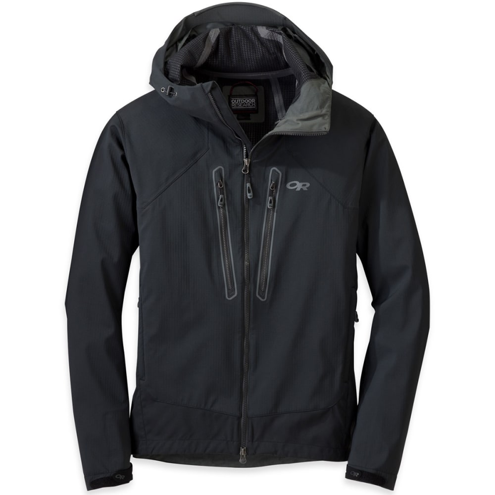 OUTDOOR RESEARCH Men's Iceline Jacket - BLACK