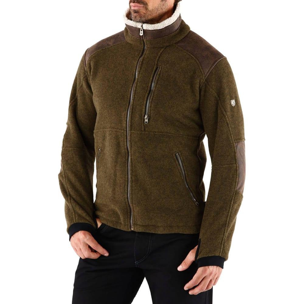 KÜHL Mens Alpenwurx Fleece Jacket - OL-OLIVE