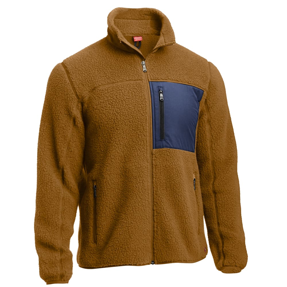 EMS® Men's Legacy 300 Fleece Jacket - DULL GOLD