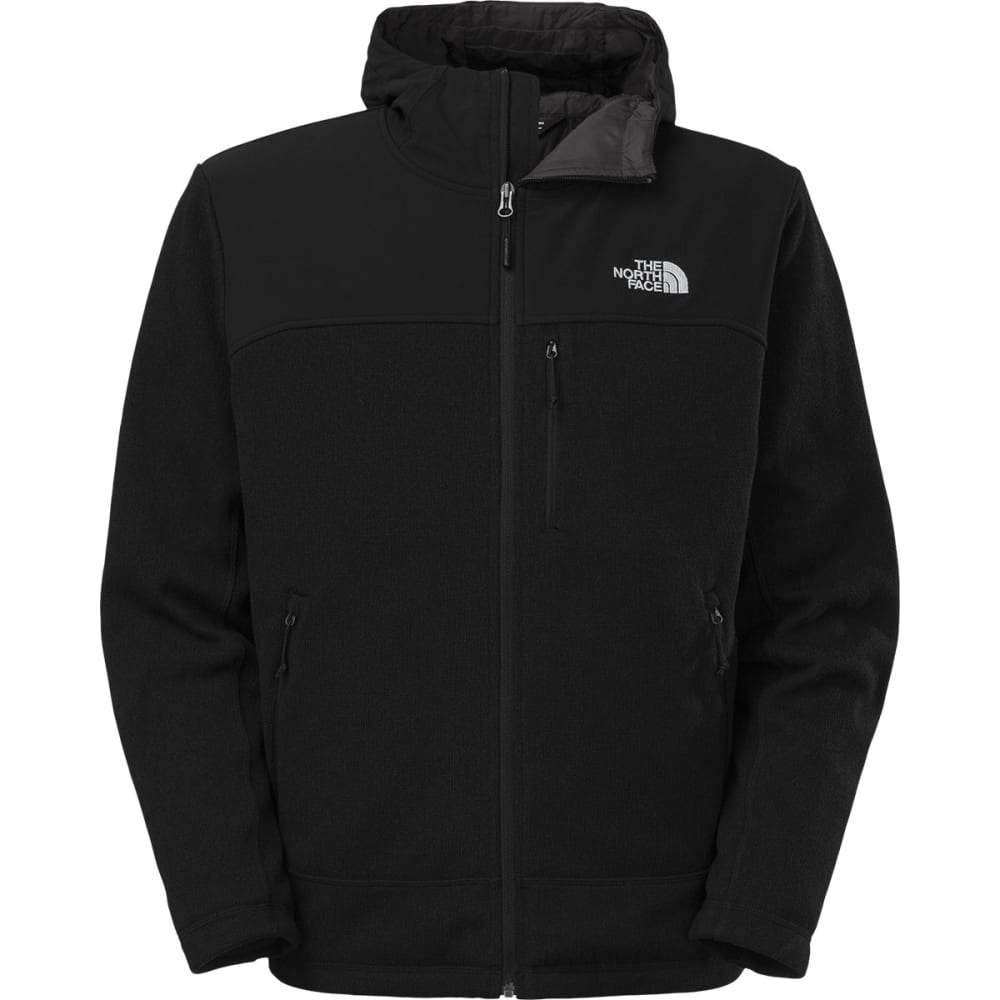 THE NORTH FACE Men's Insulated Gordon Lyons Hoodie - TNF BLACK