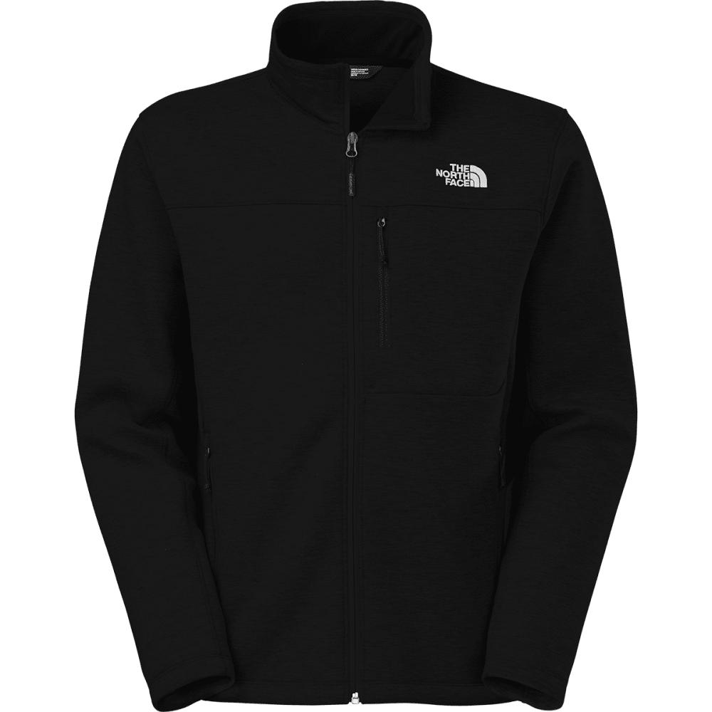 THE NORTH FACE Men's Haldee Full Zip Jacket - TNF BLACK