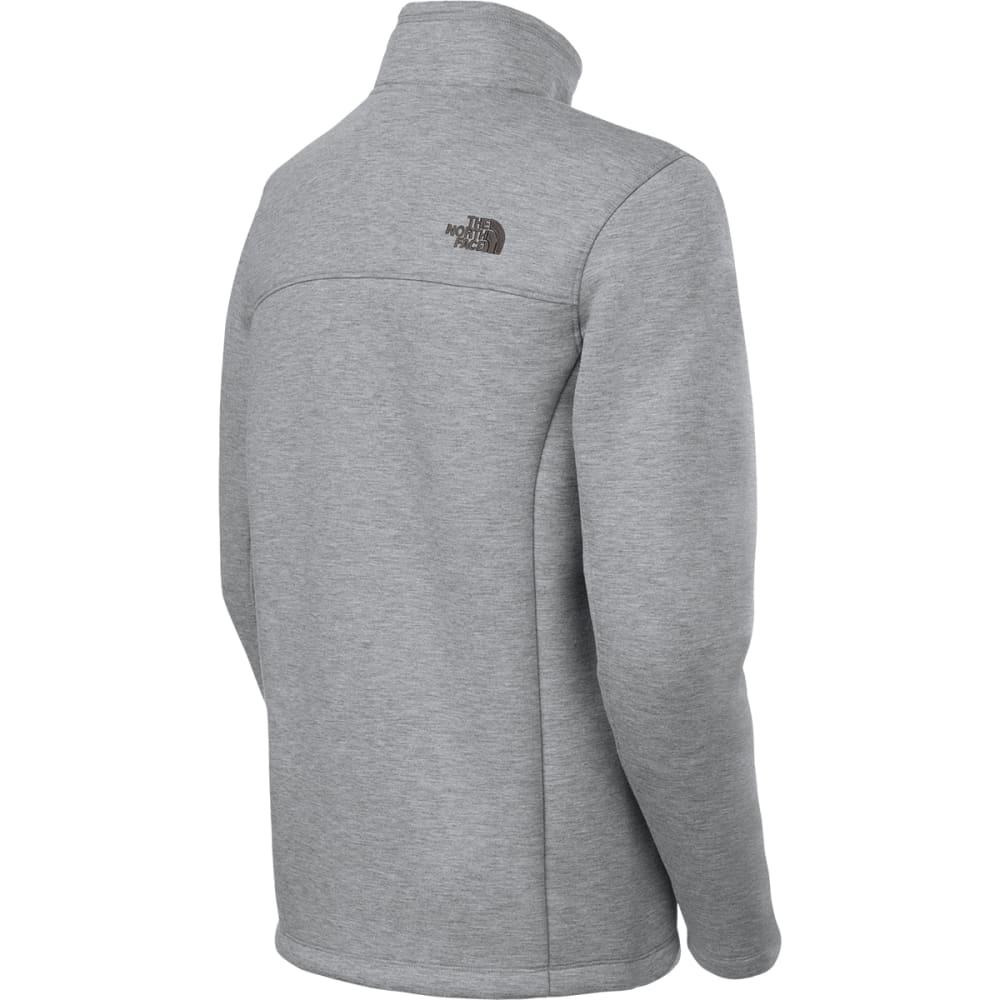 THE NORTH FACE Men's Haldee Full Zip Jacket - HIGH RISE GREY HEATH