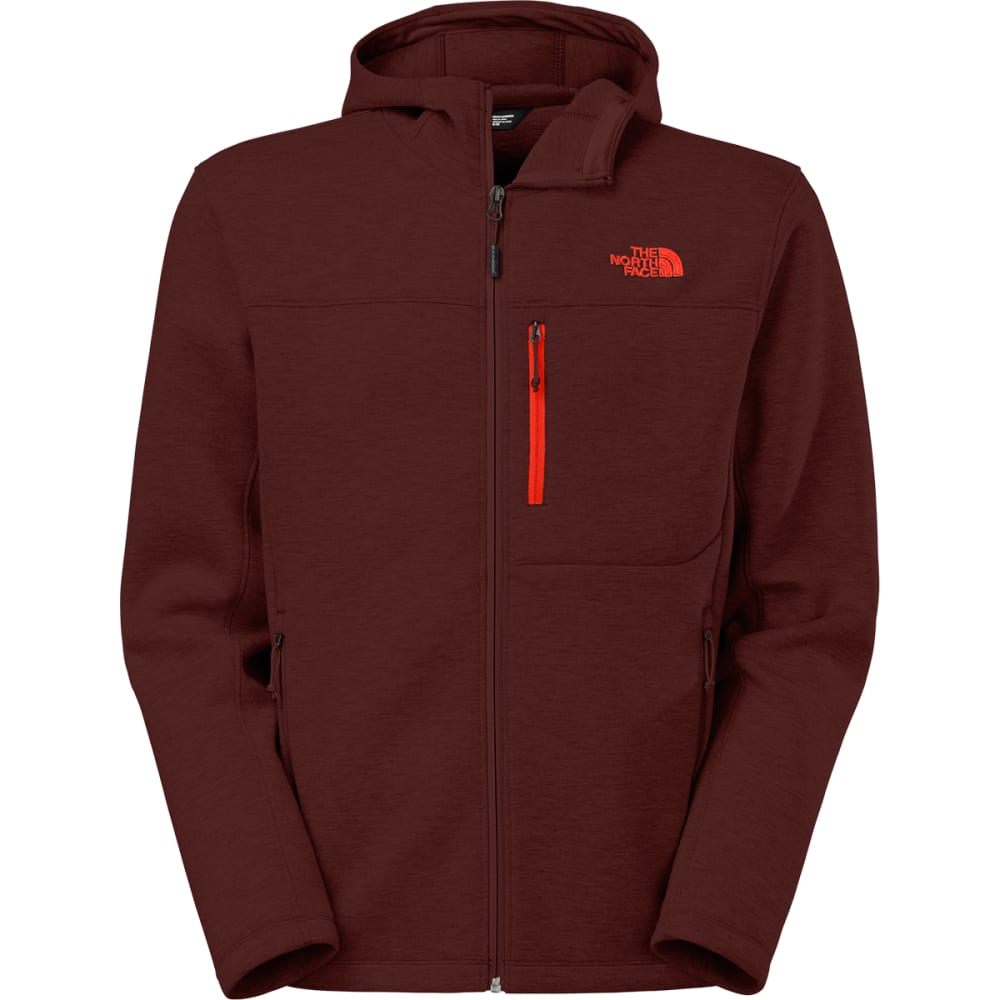 THE NORTH FACE Men's Haldee Hoodie - SEQUOIA RED
