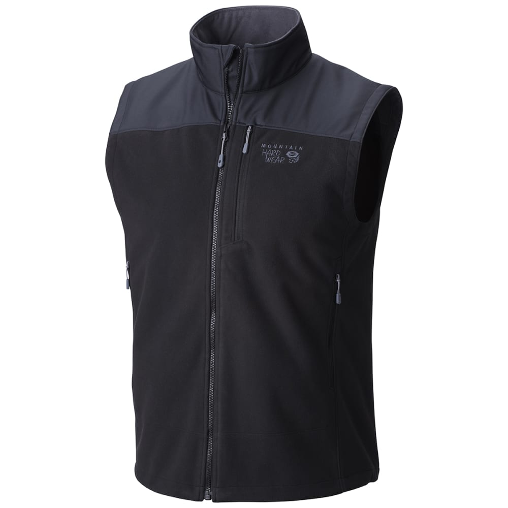 MOUNTAIN HARDWEAR Men's Mountain Tech II Vest - 090-BLACK