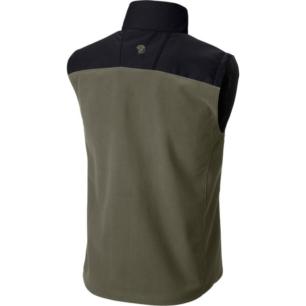 MOUNTAIN HARDWEAR Men's Mountain Tech II Vest - STONE GREEN