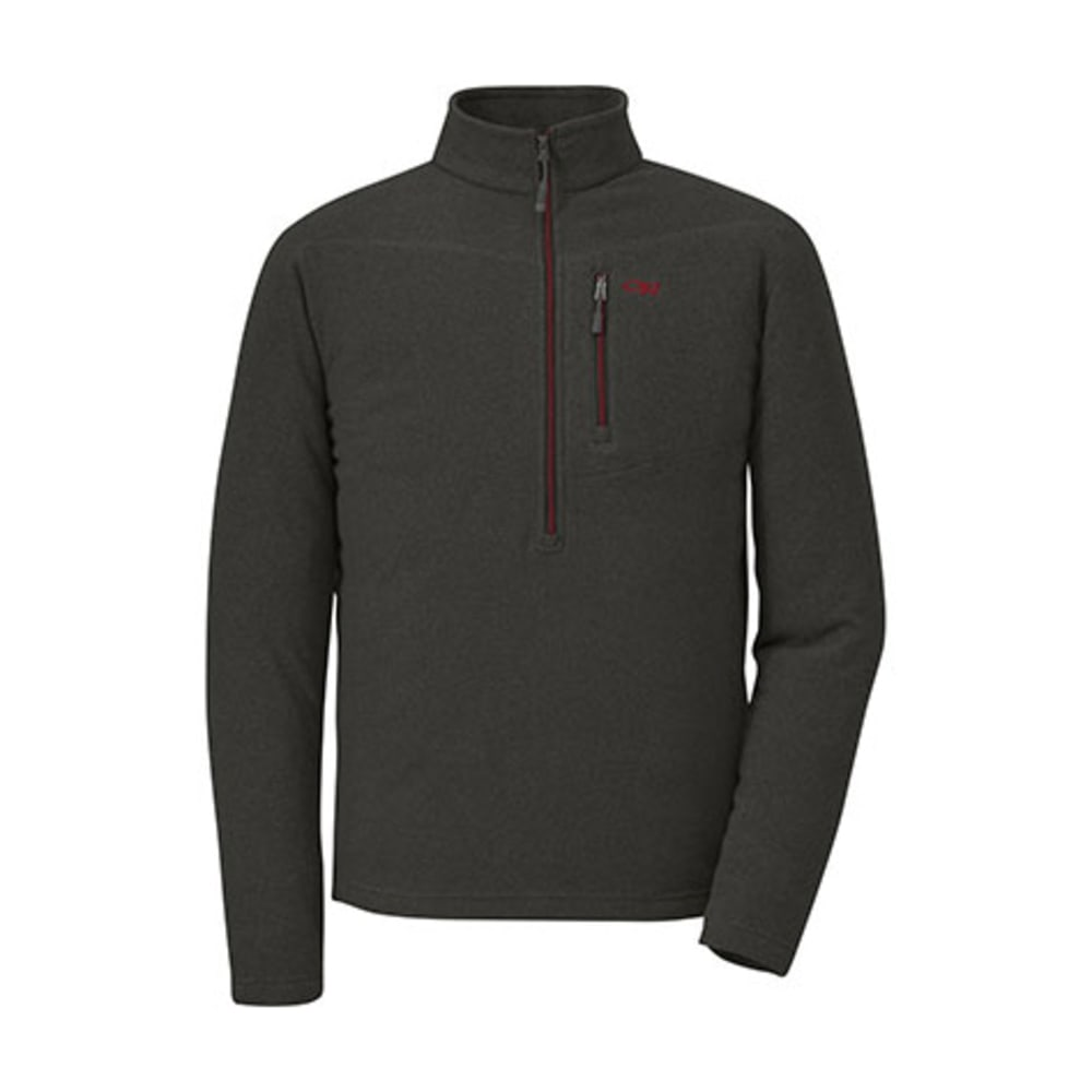 OUTDOOR RESEARCH Men's Soleil Pullover - CHARCOAL