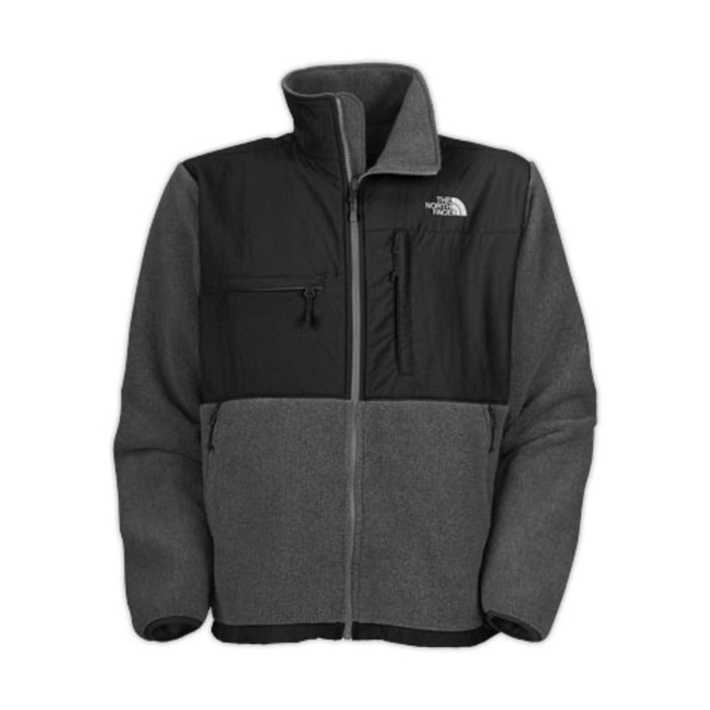 4c14f15a29bd ... UPC 027906714978 product image for The North Face Men s Denali Fleece  Jacket Charcoal Grey Heather S
