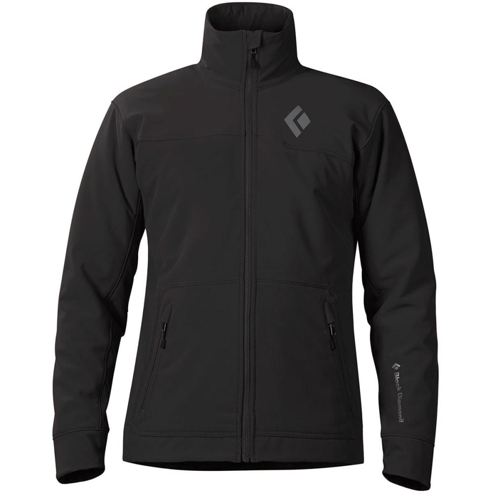 BLACK DIAMOND Men's Crag Jacket - ONYX
