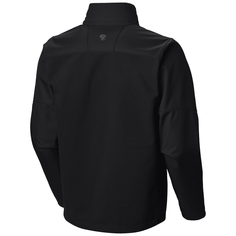 MOUNTAIN HARDWEAR Men's Mountain Tech II Jacket - BLACK