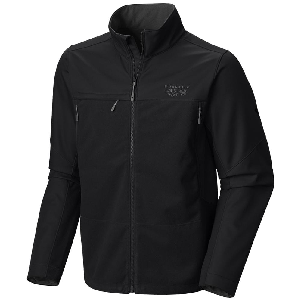 MOUNTAIN HARDWEAR Men's Mountain Tech II Jacket - BLACK
