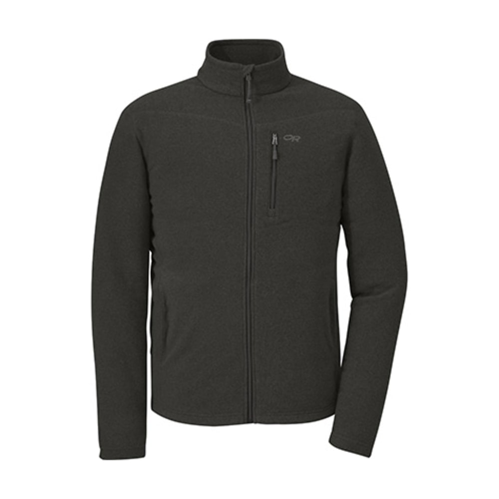 OUTDOOR RESEARCH Men's Soleil Jacket - CHARCOAL