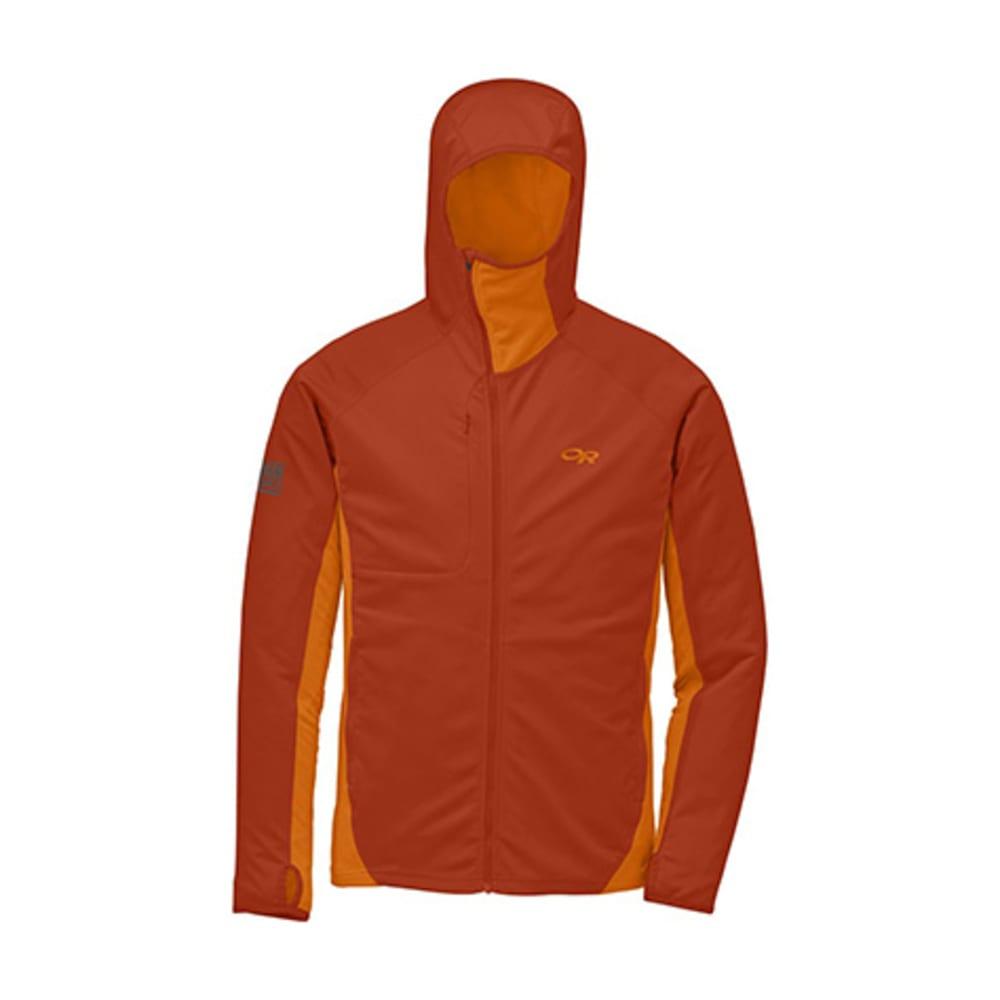 photo: Outdoor Research Men's Centrifuge Jacket fleece jacket