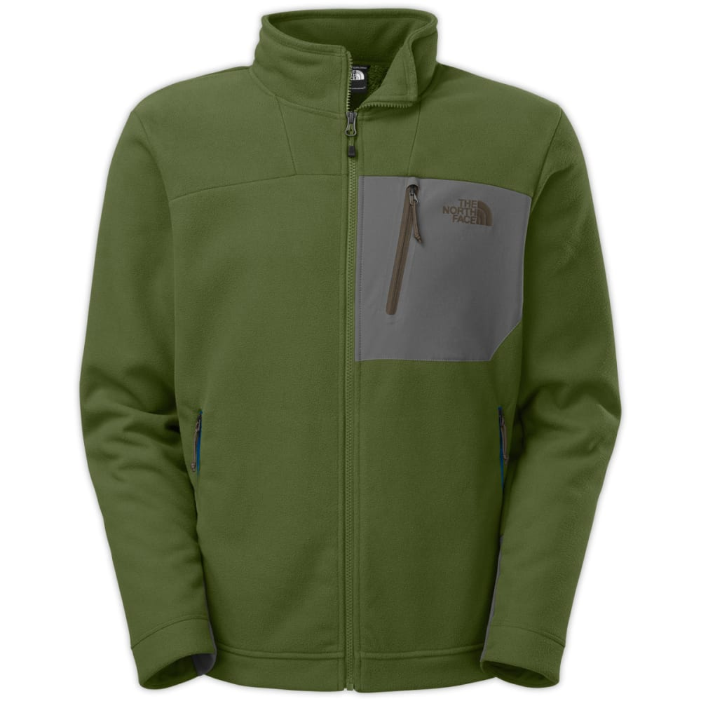 THE NORTH FACE Men's Chimborazo Full-Zip - SCALLION GREEN