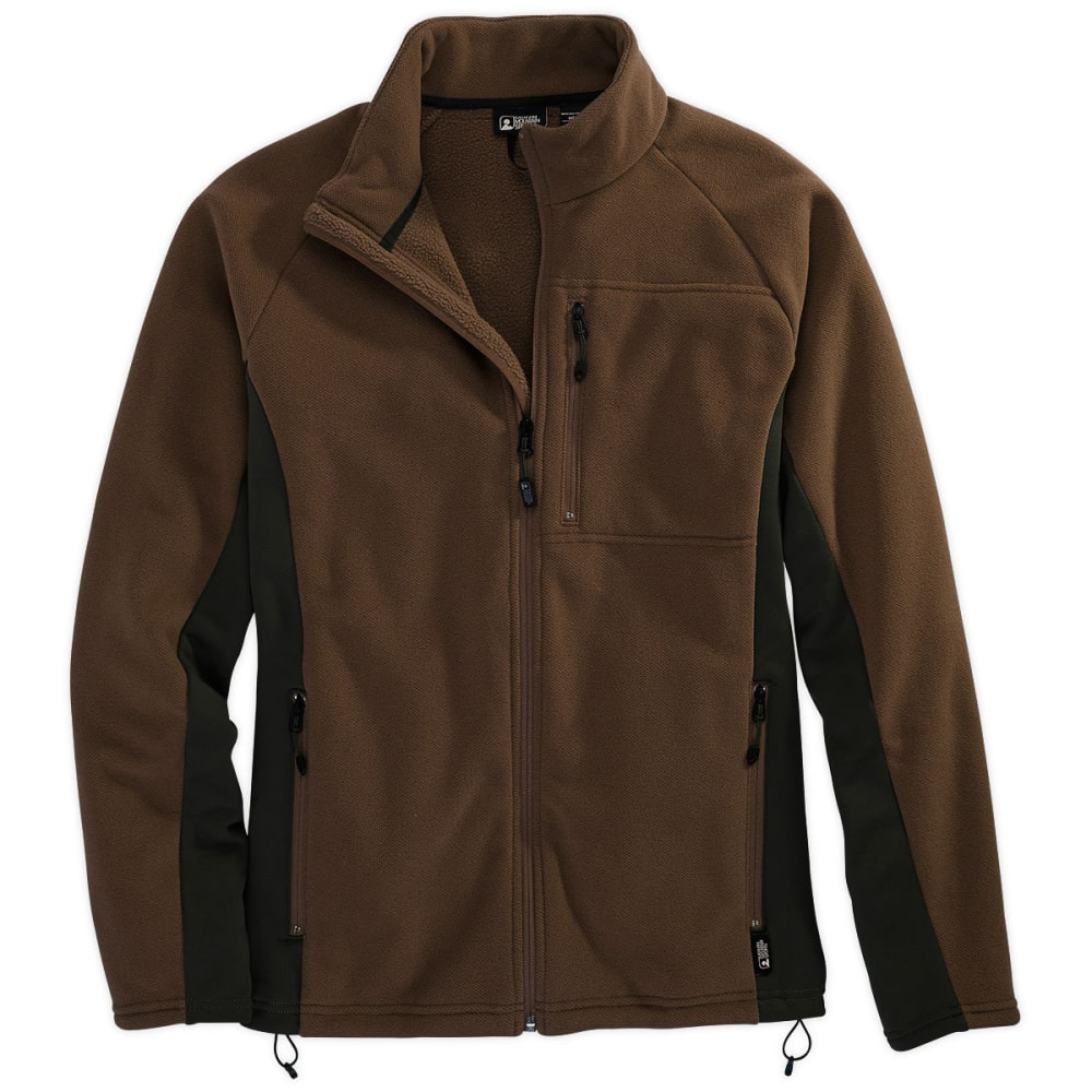 EMS® Men's Tuner Fleece Jacket  - DARK EARTH