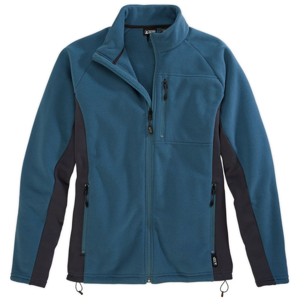EMS® Men's Tuner Fleece Jacket - BLUE SMOKE