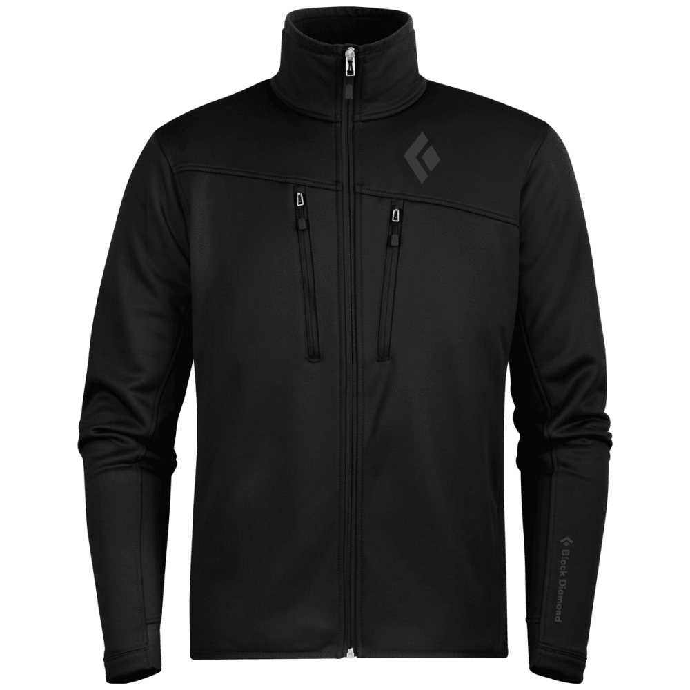 BLACK DIAMOND Men's Tangent Jacket - BLACK