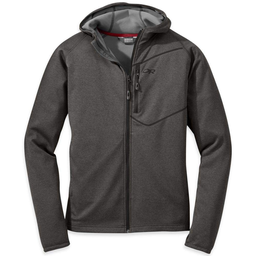 OUTDOOR RESEARCH Men's Starfire Hoody™ - 0890-CHARCOAL