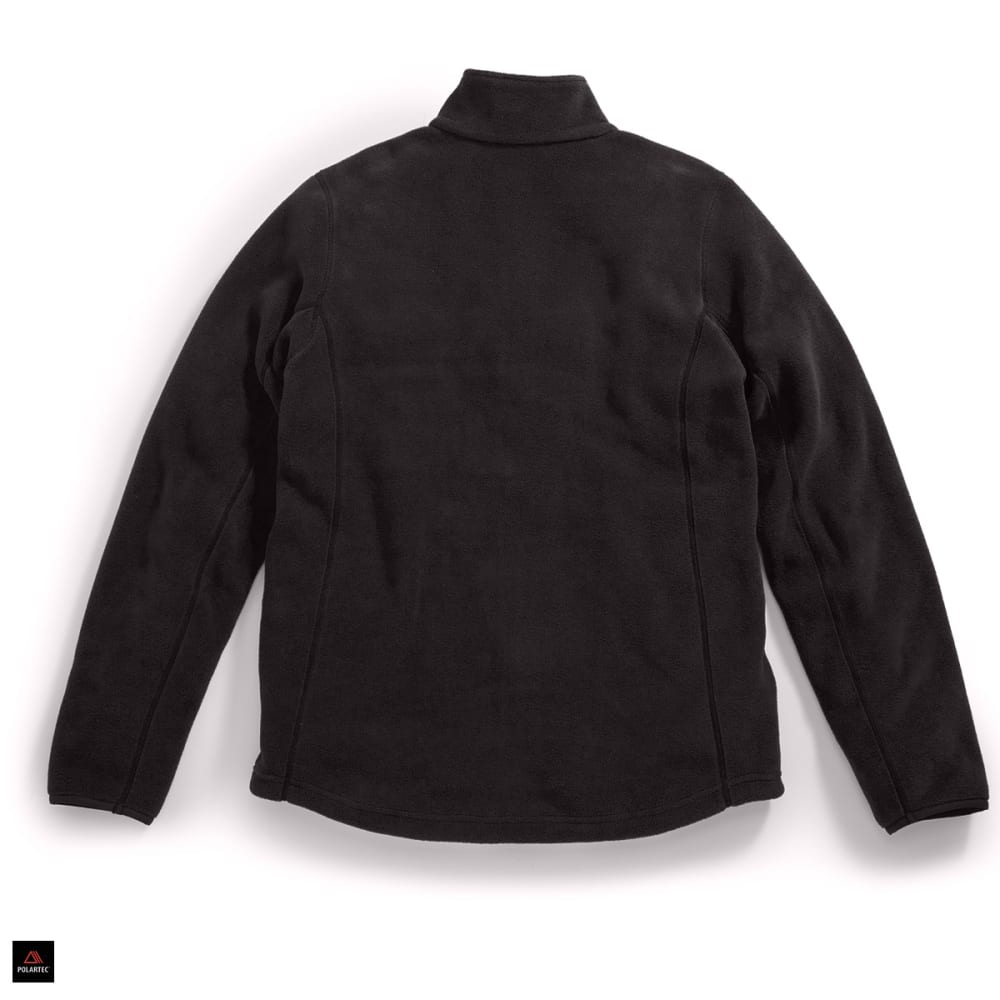EMS® Men's Classic 200 Fleece Jacket - JET BLACK