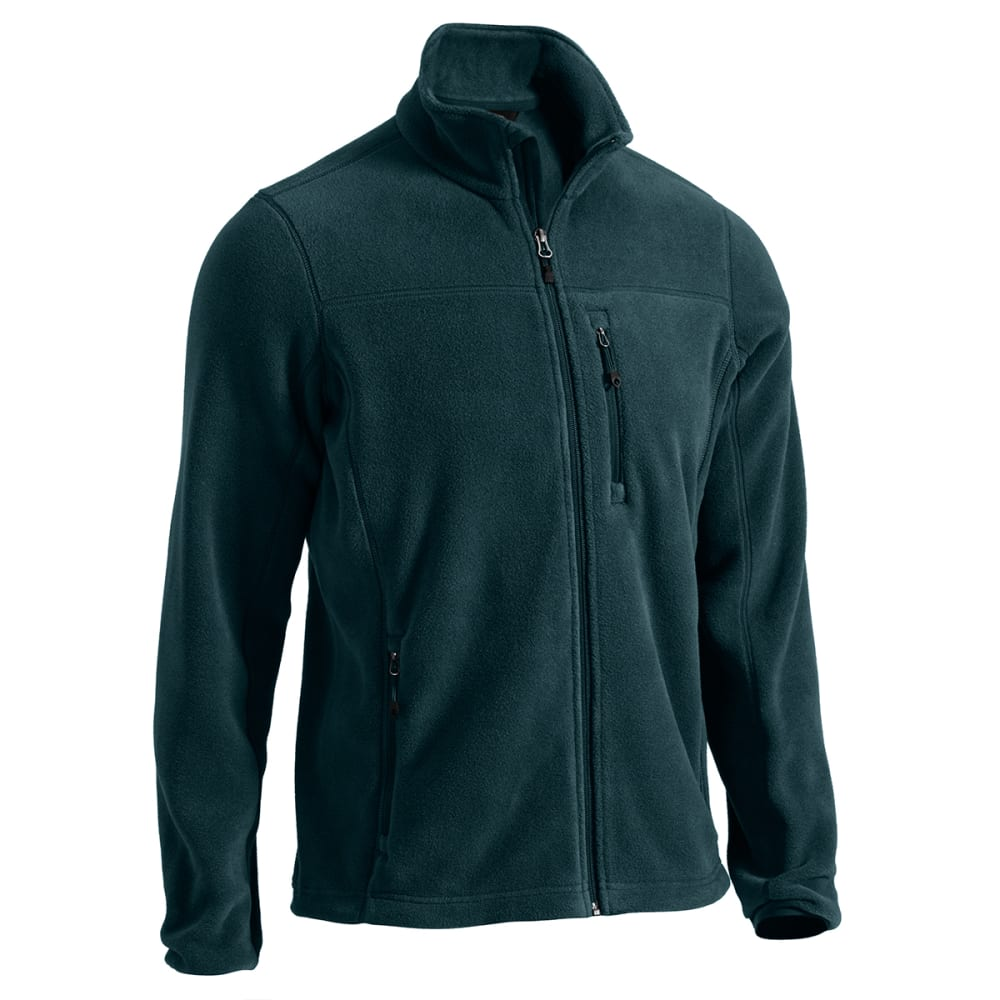 EMS® Men's Classic 200 Fleece Jacket - SCARAB HEATHER