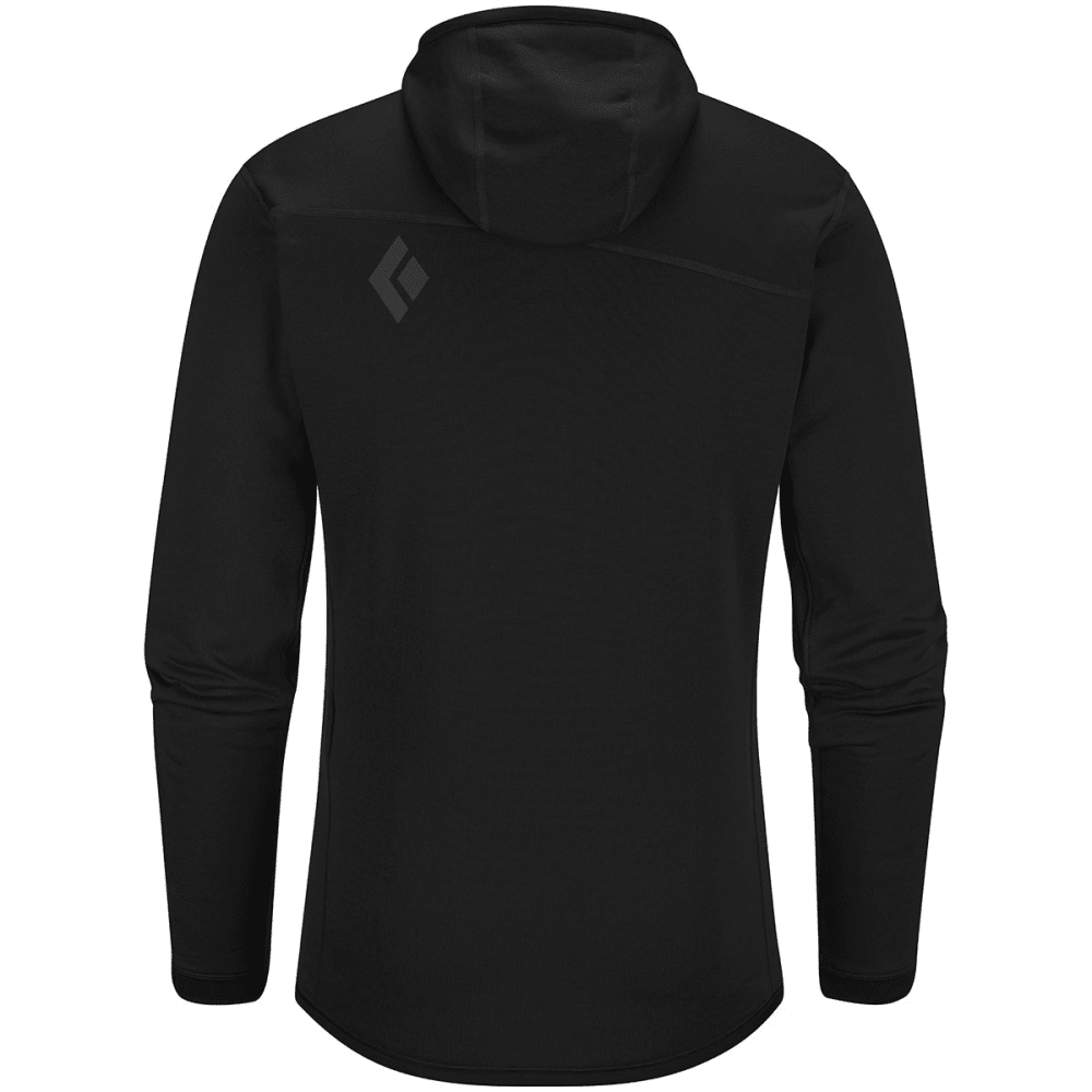 BLACK DIAMOND Men's Compound Hoodie - SMOKE