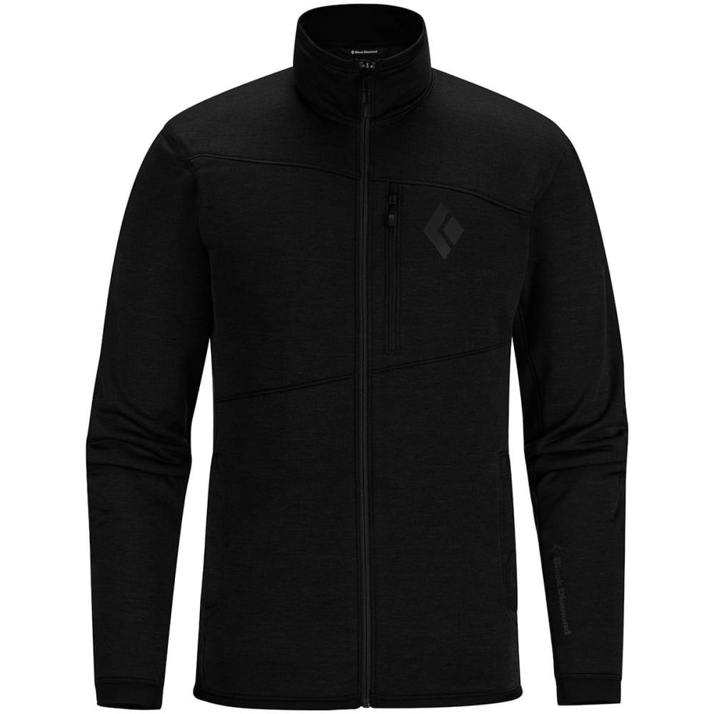 BLACK DIAMOND Men's Compound Jacket - SMOKE