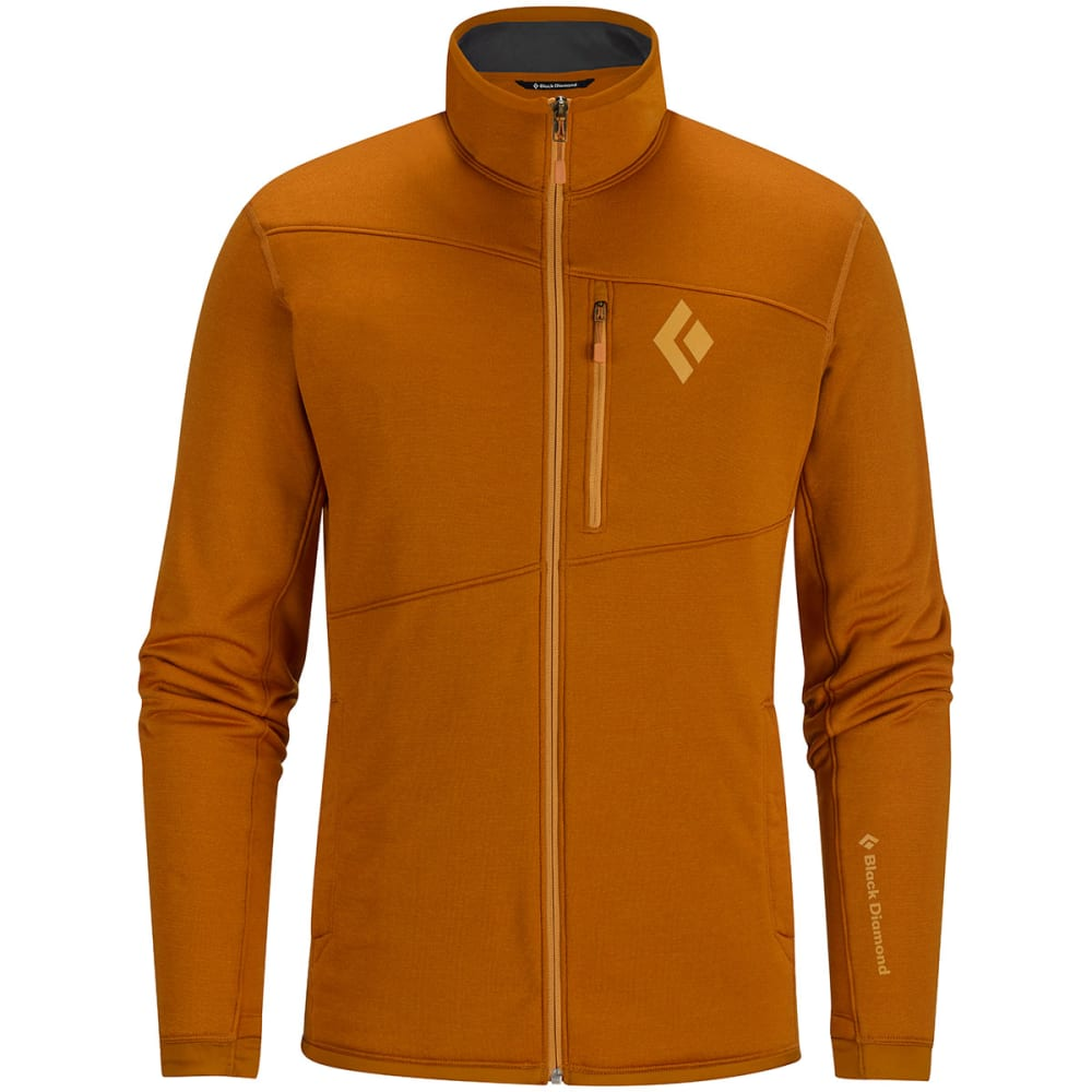 BLACK DIAMOND Men's Compound Jacket - COPPER