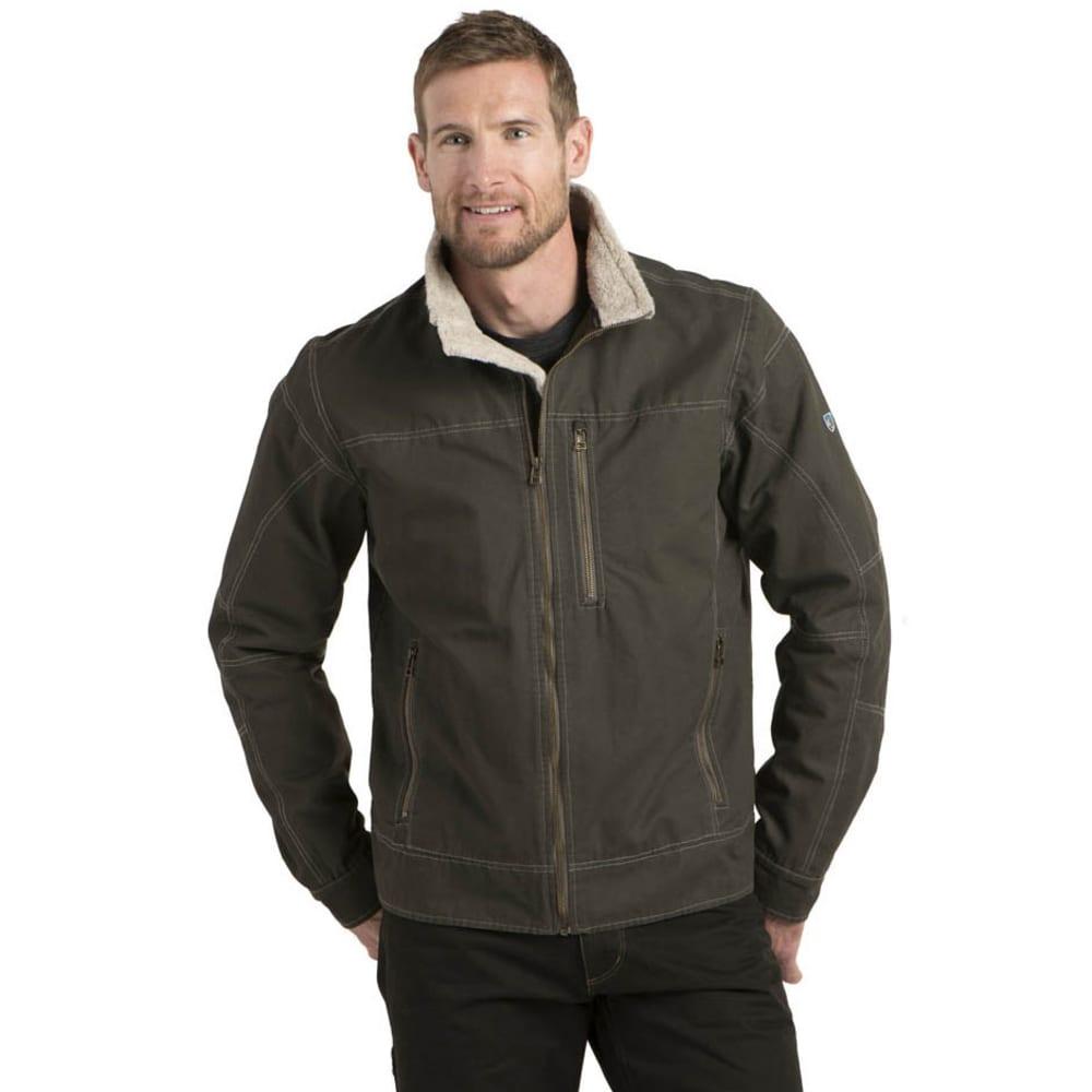 KÜHL Men's Burr Lined Jacket - GUNMETAL