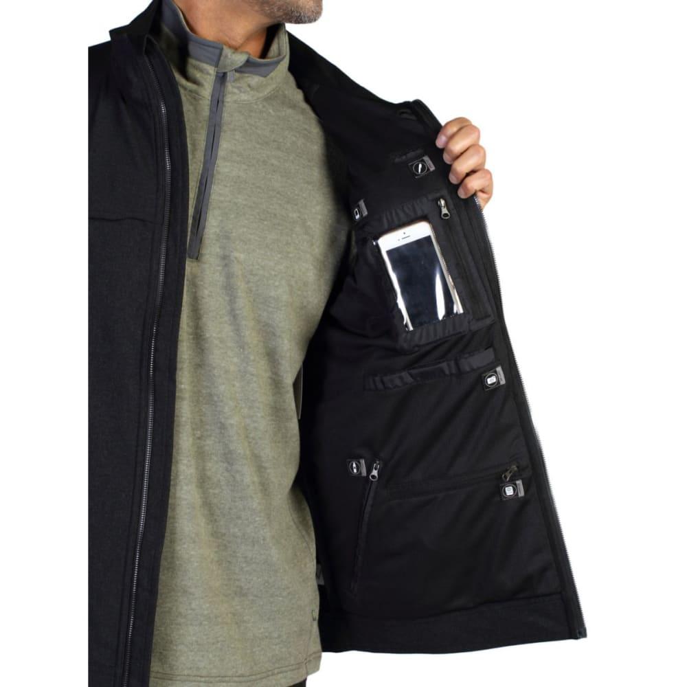 EXOFFICIO Men's Fastport Jacket - BLACK