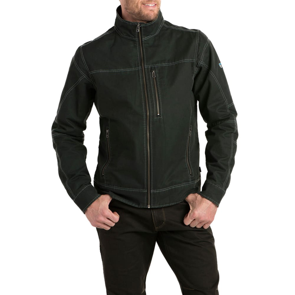 KUHL Men's Burr Jacket - RV-RAVEN